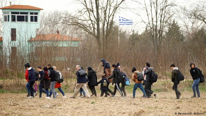 бежунцы из Сирии